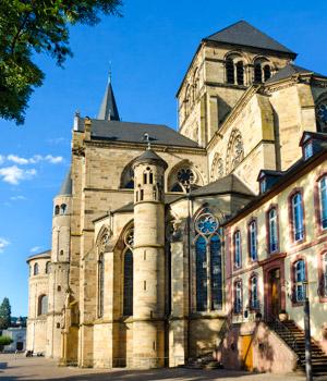 Städtereise nach Trier