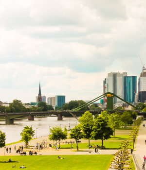 Tolle Momente in Frankfurt am Main