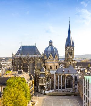 Städtereise nach Aachen