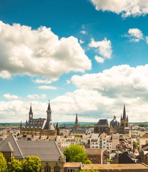 Städtetrip nach Aachen