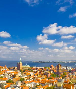 Städtetrip nach Stralsund