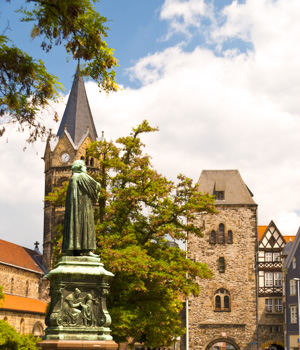 Stadt Eisenach erkunden