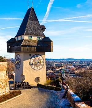 Schöne Augenblicke in Graz