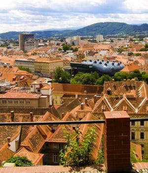 Städtereise nach Graz