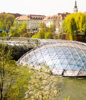 Stadt Graz erkunden