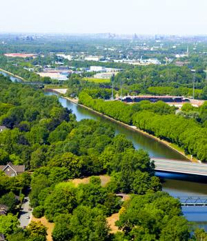 Sehenswürdigkeiten im Ruhrgebiet