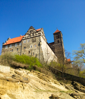 Stadt Quedlinburg entdecken