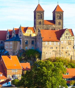 Städtereise nach Quedlinburg