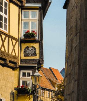 Geschichte in Quedlinburg