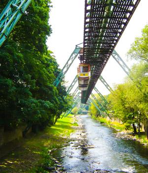 Städtereise nach Wuppertal