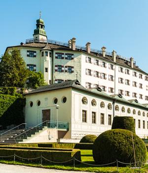 Sehenswürdigkeiten in Innsbruck