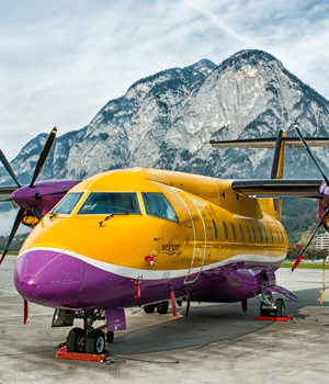 Anreise nach Innsbruck