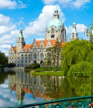 Sehenswürdigkeiten beim Städtetrip in Hannover
