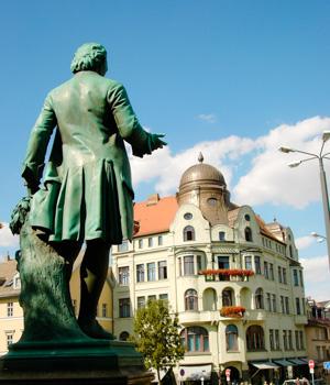 Kultur erleben beim Städtetrip in Weimar