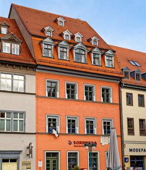 Ferienspaß beim Städtetrip in Weimar
