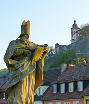Städtereise nach Würzburg