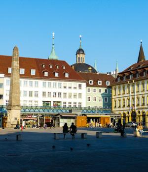 Ferienspaß beim Städtetrip in Würzburg