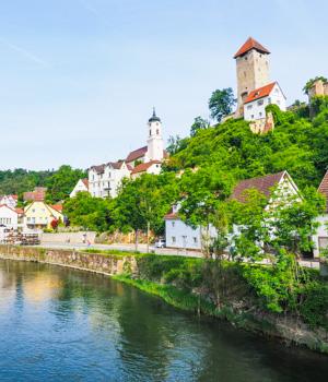 Natur genießen während der Städtereise in Baden-Württemberg