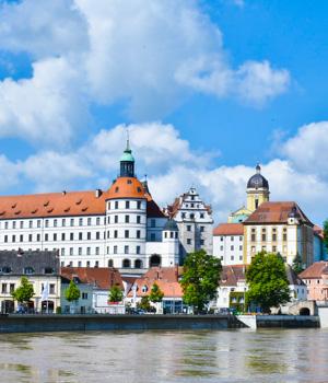 Städtereise in Bayern