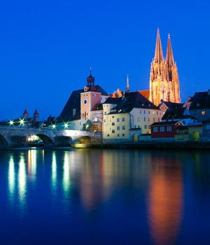 Highlights beim Städtetrip durch Bayern