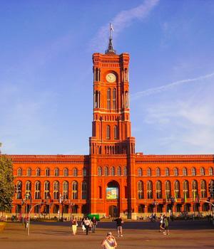 Städtereise in Deutschland