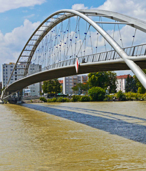 Natur genießen während der Städtereise in Deutschland