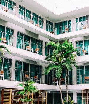 Apartment im Apart-Hotel