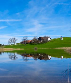 Schöne Momente im Urlaub auf dem Bauernhof