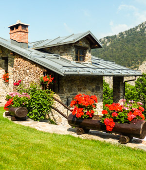 Ferienwohnungen und Ferienhäuser