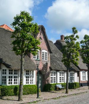Kultur erleben im Urlaub im Reetdachhaus