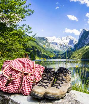 Wanderurlaub mit Abenteuern