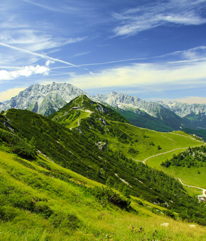 Wanderurlaub in Bayern genießen