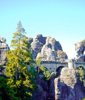 Wanderurlaub in der Sächsischen Schweiz