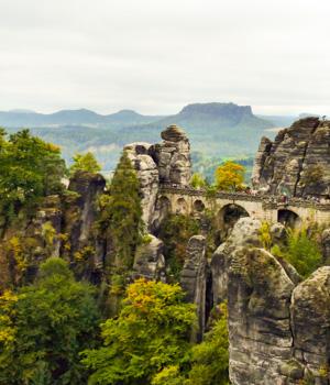 Natur erleben im Wanderurlaub in der Sächsischen Schweiz