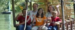 Die Europapark Dschungelfloßfahrt